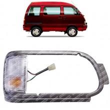 Lanterna Pisca Seta Dianteira Towner Ásia Van E Truck - Lado Direito