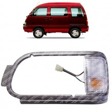 Lanterna Pisca Seta Dianteira Towner Ásia Van E Truck - Lado Esquerdo